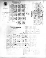 Middleton, Perrinton, Pompeii, Gratiot County 1901